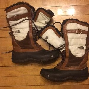 Shoes - The north face boots